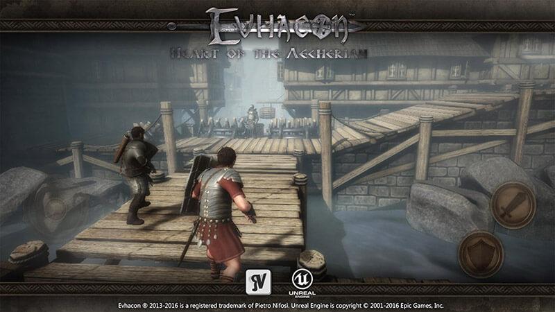 Evhacon2 – Game nhập vai cho android hấp dẫn