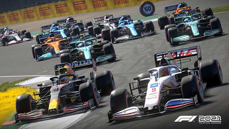 F1 2021 – game dua xe the thuc F1 hay nhat 2021