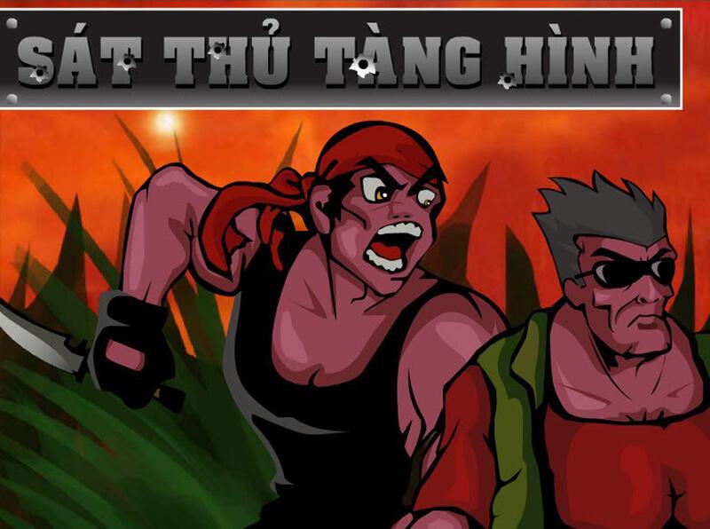 GAME SÁT THỦ TÀNG HÌNH