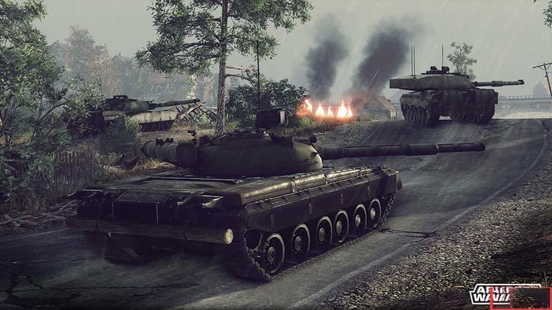 Game Armored Warfare