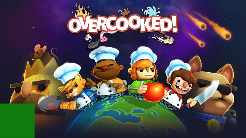 Game Overcooked