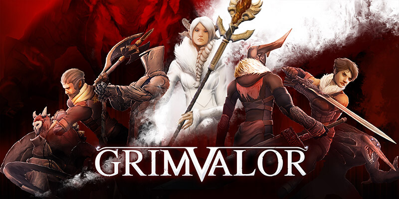 Grimvalor Game RPG offline hay cho Android