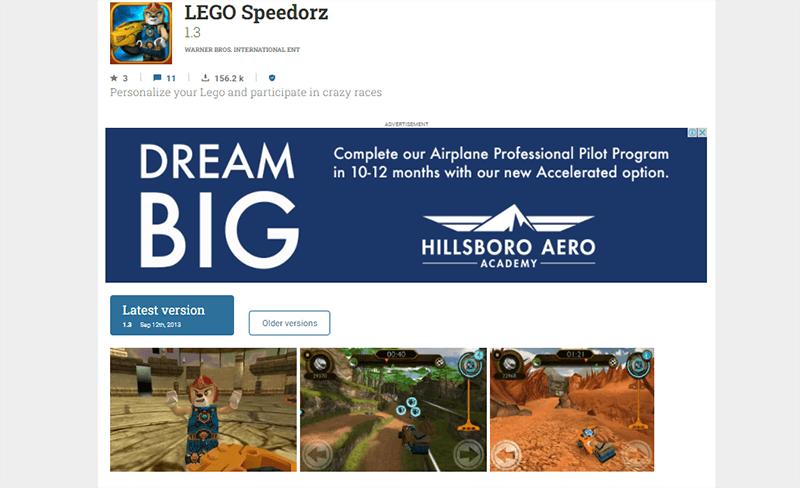 HƯỚNG DẪN TẢI GAME HUYỀN THOẠI CHIMA: LEGO SPEEDORZ