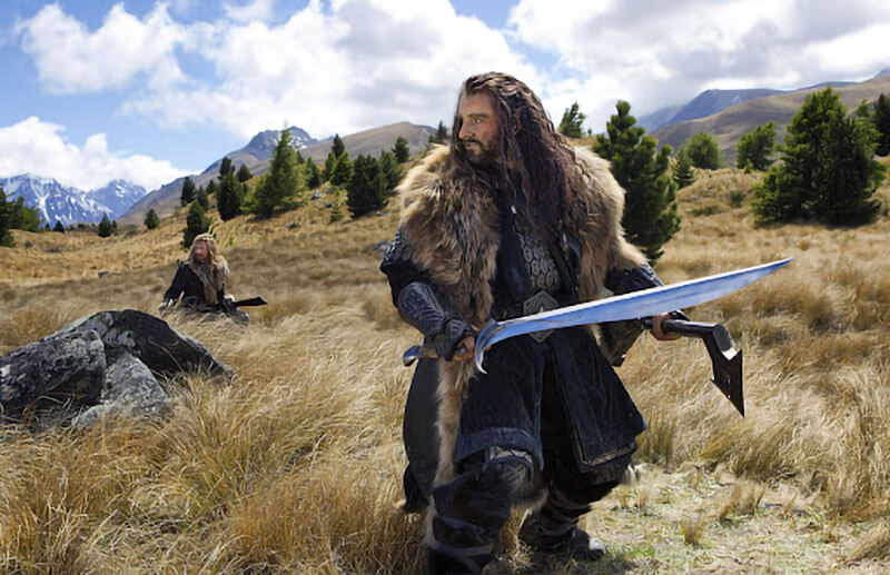 Orcrist trong The Hobbit (2012-2014)