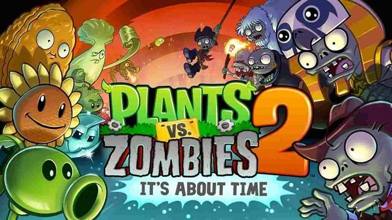 PLANT AND ZOMBIE 2