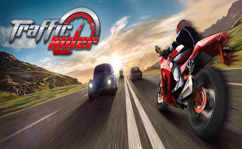 RACING: TRAFFIC RIDER