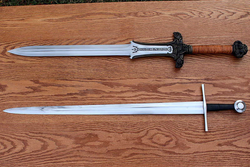 Atlantean Sword trong Conan the Barbarian (1982)