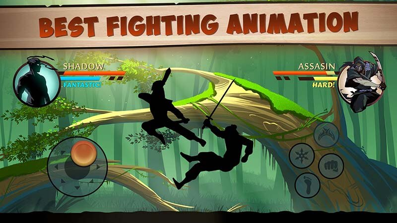 game FIGHTING SHADOW FIGHT