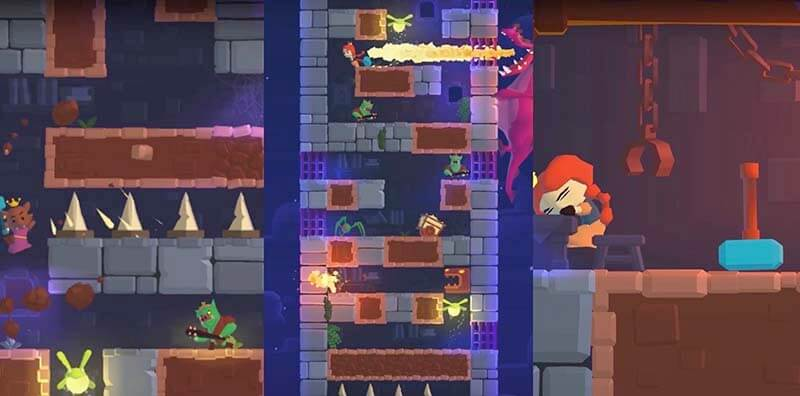 game ONCE UPON A TOWER