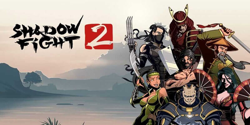 game Shadow fight 2
