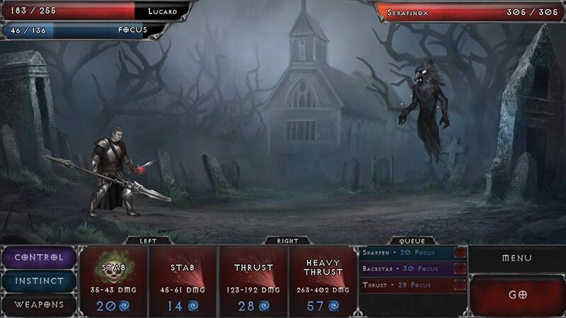 game Vampire's fall