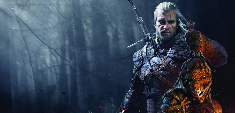 san thuong the witcher